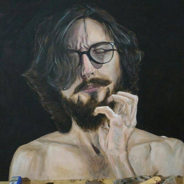 yağlıboya akrilik portre sipariş