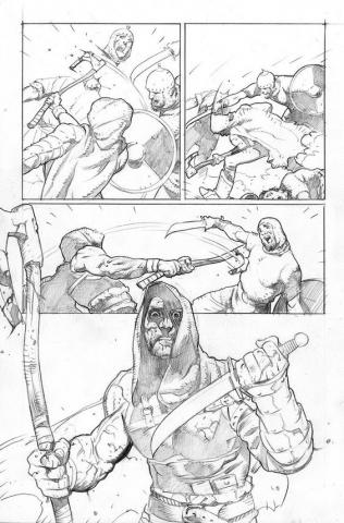 savaşcı insan fügürleri imgesel çizim